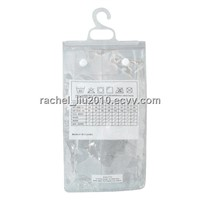 PVC hanger bag, PVC bag, PVC packing bag, PVC pouch, plastic bag, PVC gift bag