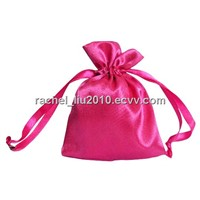 Satin Bag (KM-SAB0001), gift bag, gift packing bag, silk bag, drawstring bag, jewelry bag