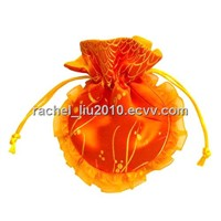 Satin Bag, silk bags, silk pouch, jewelry bags, gift bag, drawstring bags, promotion bags