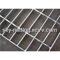 Steel Frame Lattice / Steel Grating