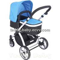3 IN 1 STROLLER WITH CARRYCOT BS931B