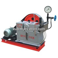 Uhp electric hydraulic test pump(200MPA) ,hydraulic pressure pump 3D-DY
