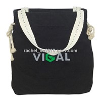 Washed Cotton Tote Bag(KM-CAB0014), canvas bag, cotton bag, shopping bag, promotion bag