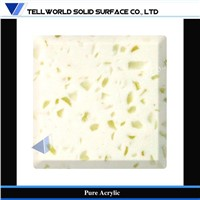 100% Pure Acrylic Solid Surface Countertop for Table (TW-MA-651)
