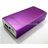 10Ah high capacity portable power bank for universal use