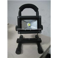 10W 20W rechargeble led flood light housing