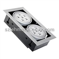 12W LED Grid Light/High Power  LED Downlight LED Ceiling Lamp