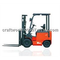 1.0-1.5 Ton 4-Wheel Electric Forklift truck