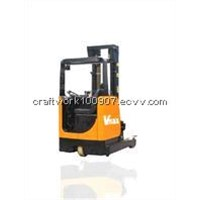 1.0-2.0 ton Seated Electric Reach Forklift