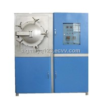 2000-2500 Degree Celsius Vacuum Induction Muffle Furnace