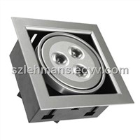 3W LED Grid Light