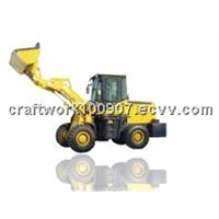 3.0 Ton Small Wheel Loader