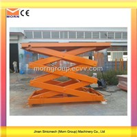4.3m Lift Height Hydraulic Scissor Lift Platform
