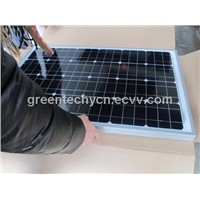 50w high efficiency price per watt solar panel