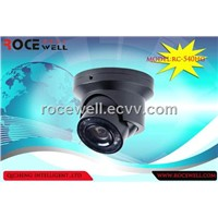 540TVL Indoor Outdoor IR Digital Security Weatherproof Video Dome Sony Color CCD Camera