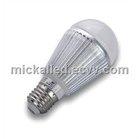 9W led bulb light with high quality