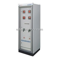 AC and DC power distribution cabinet