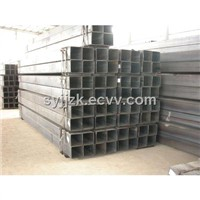 ASTM A500 Q195 Q235 Q345 S275 B Grade ERW Structural Mild Steel Square Pipe