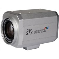 All-in-one Digital Zoom Camera RS485 Control Interface 27X Zoom Lens Camera