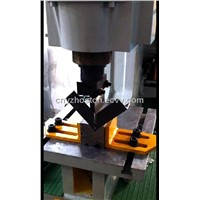 Angle Steel Notching and Bending Machine