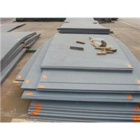 Atmospheric corrosion resistant steel plate S355J2WP,S355J2W