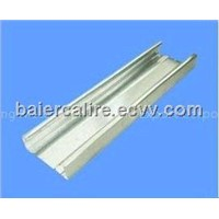 Baier Steel Channels for ceiling or partition system