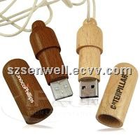 Bamboo Shoot USB Flash Memory-w6