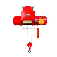 CD,MD,HC wire rope electric hoist