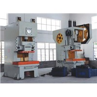 c-Frame Pneumatic Power Presses with Fixed Table,Horizontal Crankshaft,Safety Duplex Valve