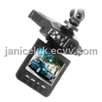 Car DVR Support Taking Photo, Recording Video & Audio,TV OUT ,Night Vision