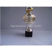 Ceramic Sport Trophy, Football Award