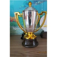 Ceramic Trophy Cup, Champion Cup