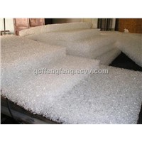 Plastic coil bed mattress machinery