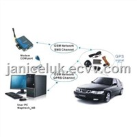 Computer/Laptop GPS Tracking Software for 200Cars