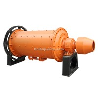 Continuous Overflow Ball Mill