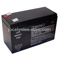 DEEP CYCLE AGM BATTERY 12V7AH