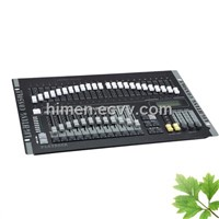 DMX Controller with 512 Channels, Provides Flash Memory Card Slot C512