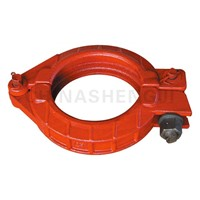 DN125 Schwing concrete pump pipe clamp