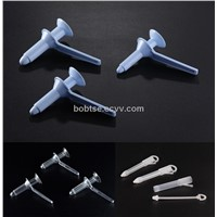 Disposable Plastic Proctoscope,rectal speculum,anal speculum
