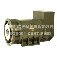 Dual-Current (DC & AC) Generator (Alternator)