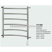 Electric Towel warmer,ladder style wall mounted towel rail YYY-06R