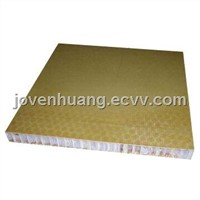 FRP Wall Panels with Plastic Honeycomb Core