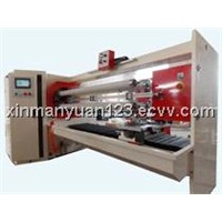 Four Shaft  Automatic BOPP,PVC Electrical Tape Cutting Machine,PVC Tape Slitting Machine  (xmy004)