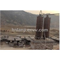 Gravity Beneficiation Plant for gold ore mining plant