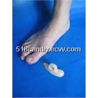 Hammer toe support cushions