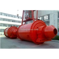 High Efficiency Wet Ore Dressing Ball Mill