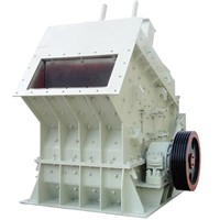 High-efficient Limestone impact fine crusher