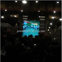 Hottet products, P6 flexible led video curtain display screen with high quality