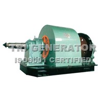 Hydro Brushless Generator - Horizontal Type