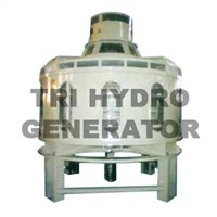 Hydro Brushless Generator - Vertical Type
